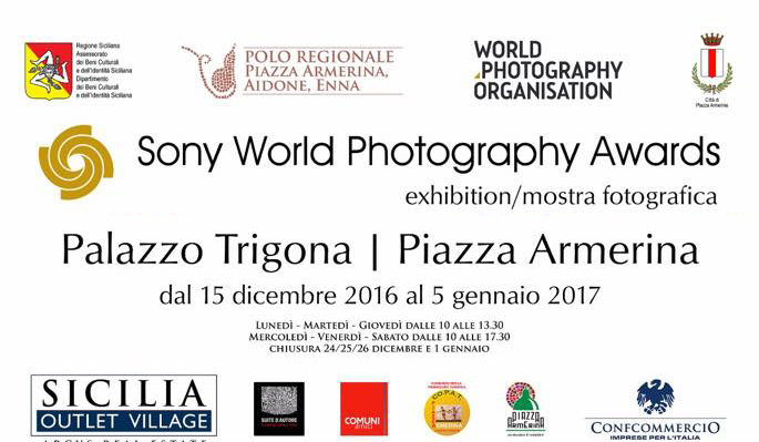 Sony WPA Exhibition Piazza Armerina3